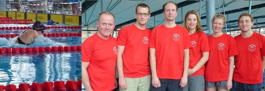 Norddeutsche Masters-Schwimm-Meisterschaften in Braunschweig – Tabea Mund holt Silber