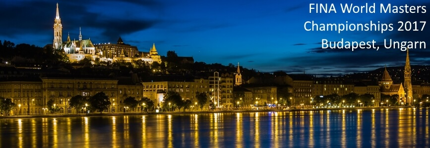Budapest 2017: Oldenburger genießen weltmeisterliches Flair an Donau