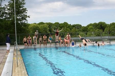 Schwimmer starten in die Freibadsaison!
