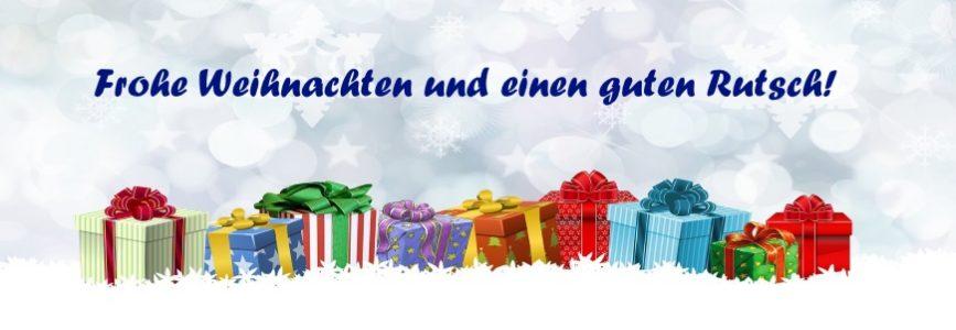 Der OSV wünscht frohe Weihnachten und einen guten Rutsch!