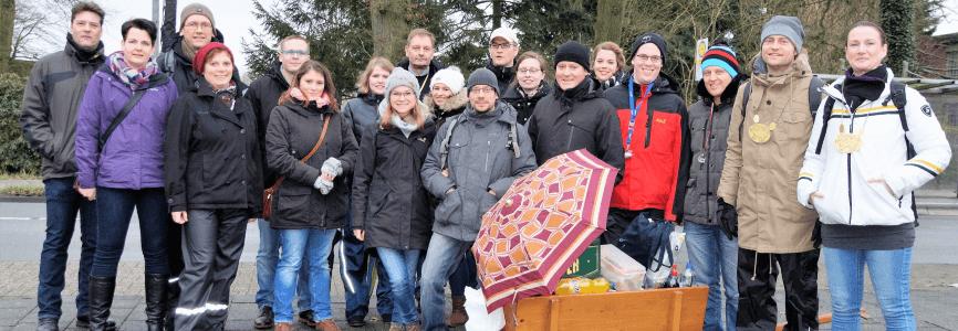 Kohltour 2016 – Feuchtfröhlich von Anfang an!