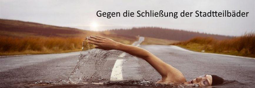 Oldenburgs Sportschwimmer kämpfen für ihre Bäder