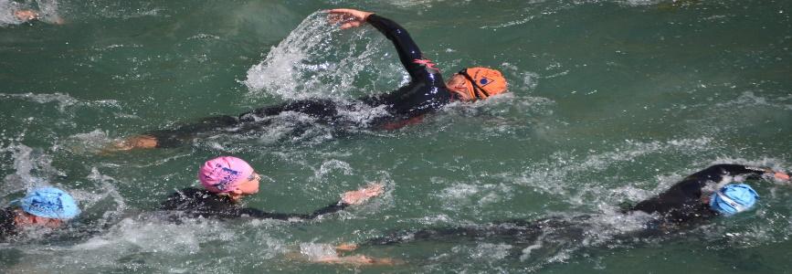 3. Drei-Seen-SwimRun: OSV-Team holt Bronzerang